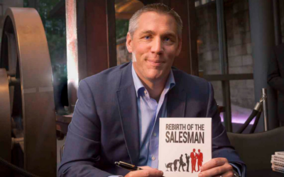 Rebirth of the Salesman: One of 2016's Top 50 sales books