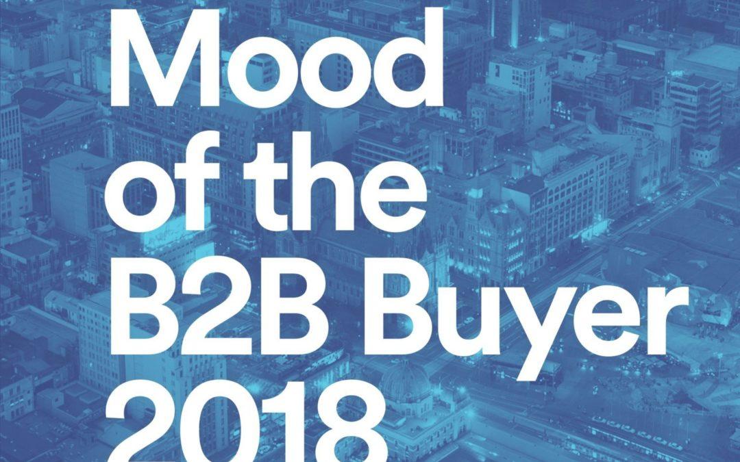 Mood of the B2B Buyer Report